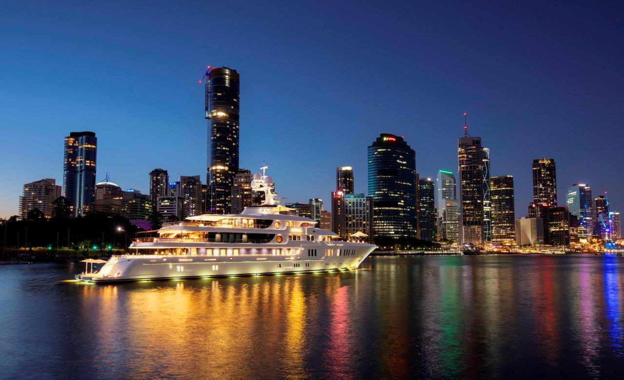 Aurora City Reach Brisbane River