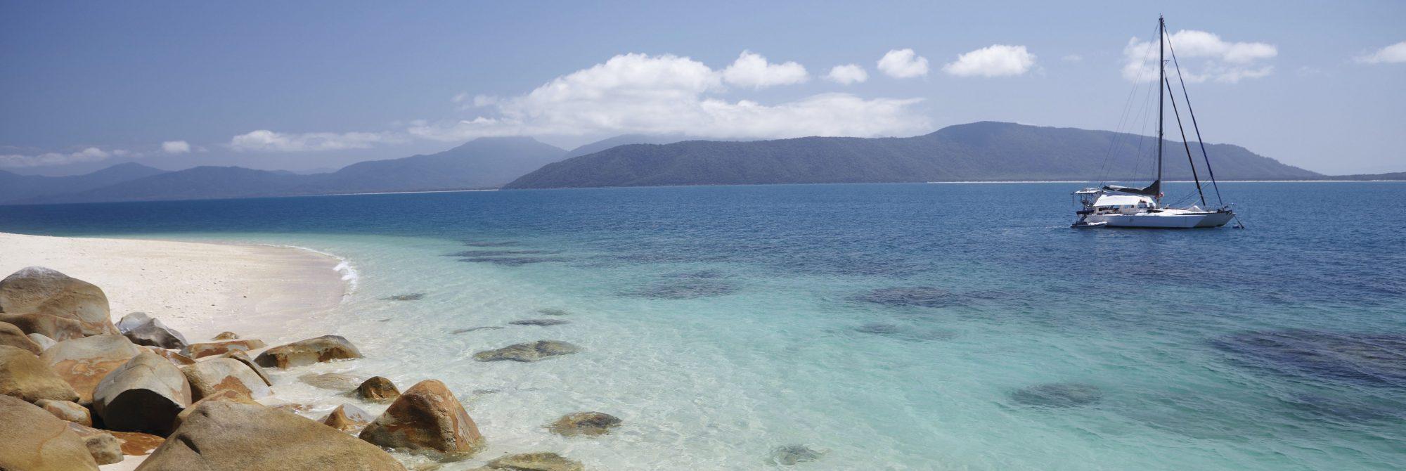 Nudey Beach, Fitzroy Island, QLD