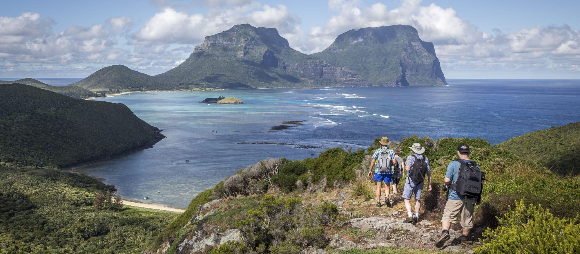 Seven Peaks Walk, Lord Howe Island NSW 2