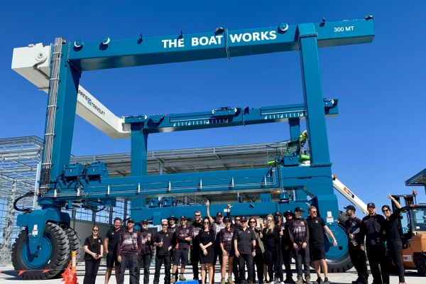 The Boat Works Crew 2019