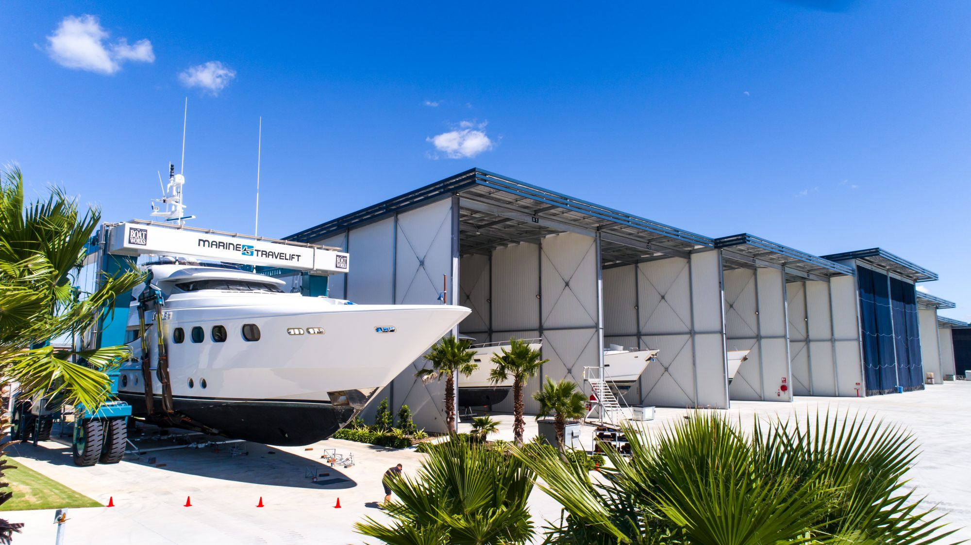 The Boat Works Superyacht Yard 42 Gulf Craft DeLisle3 160420