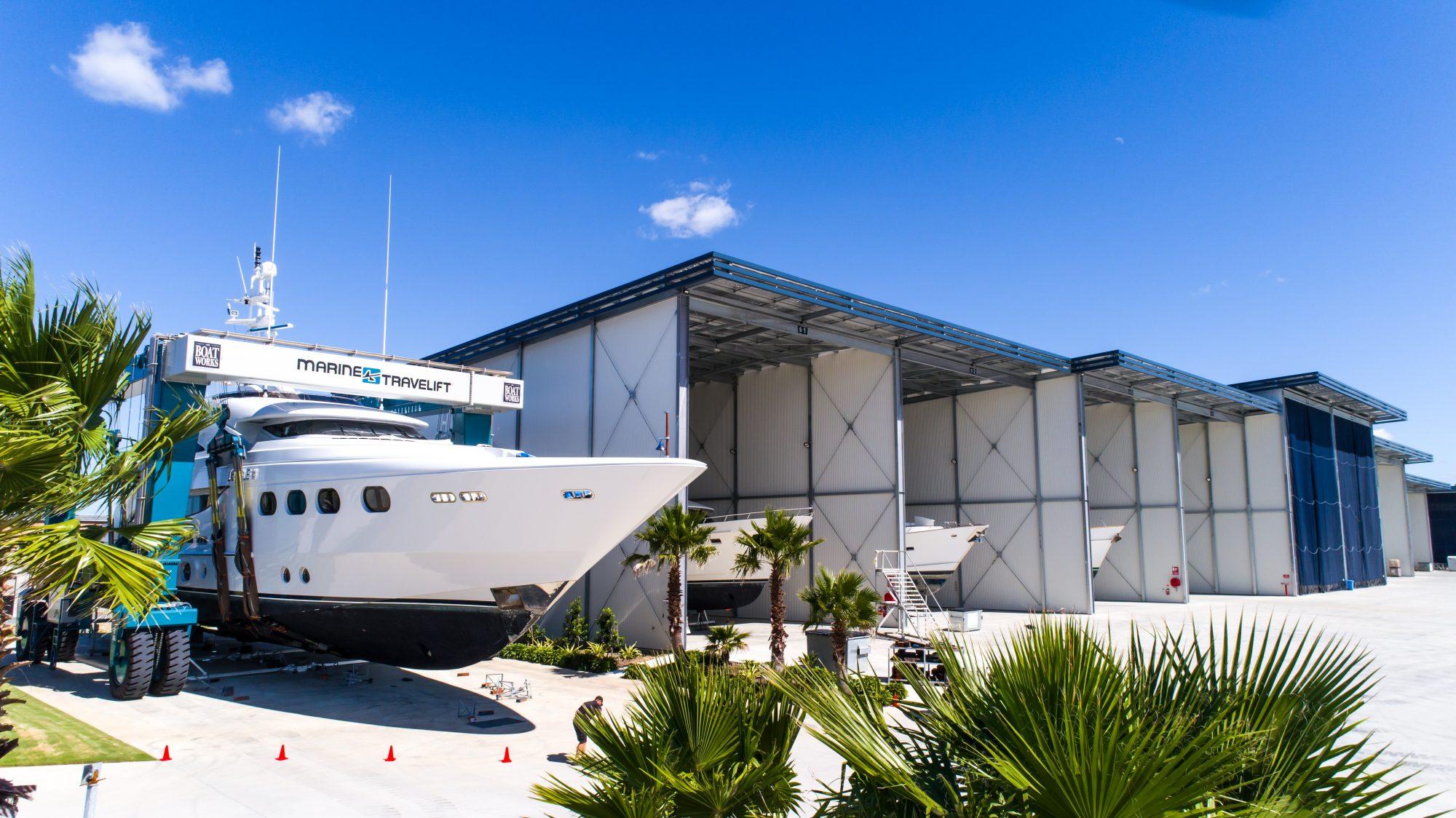 The Boat Works Superyacht Yard 42 Gulf Craft DeLisle3 160420