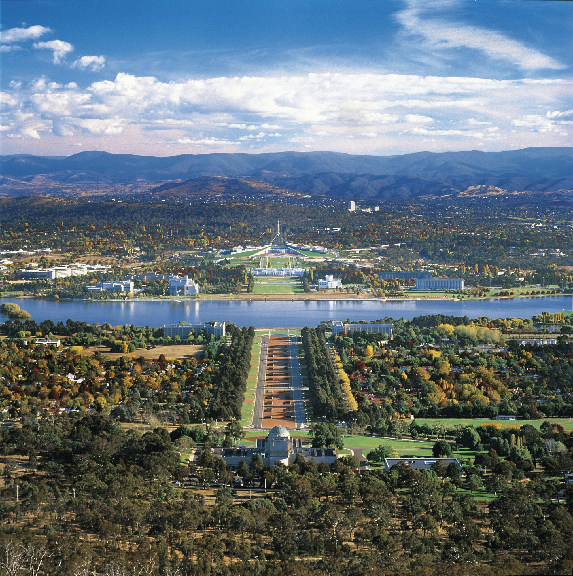 australian capital territory superyacht australia