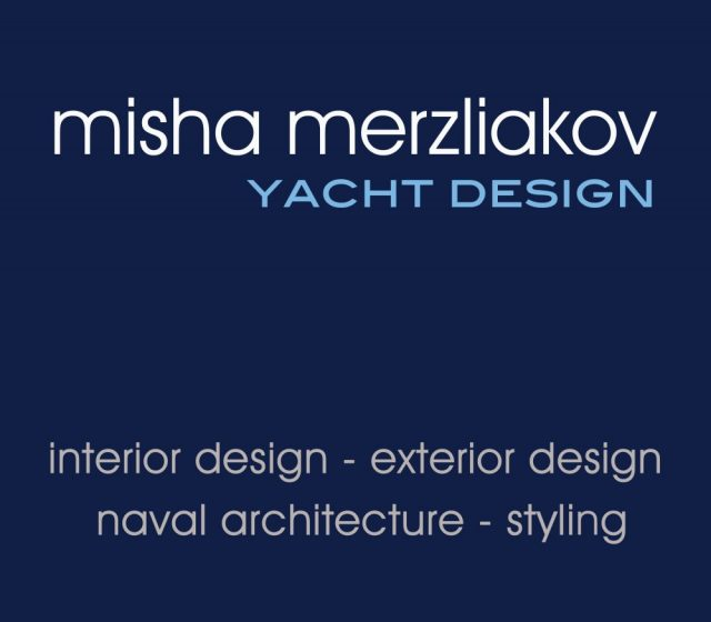 Misha Merzliakov Yacht Design